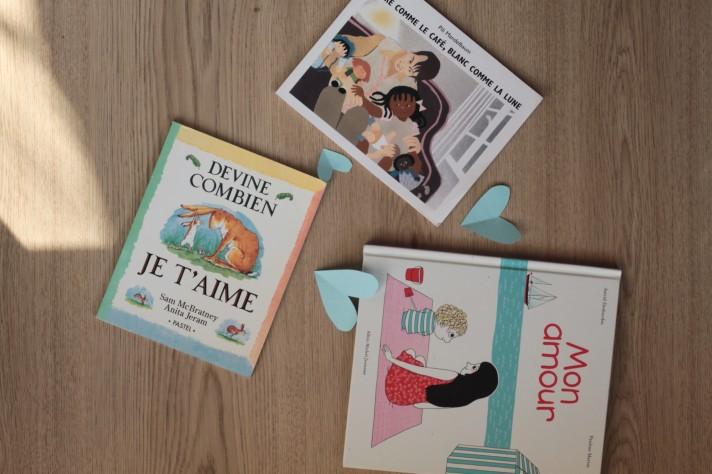 livre enfant jeunesse amour